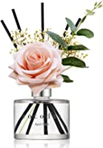 Cocod'or Rose Flower Reed Diffuser/April Breeze / 6.7oz(200ml) / 1 Pack/Reed