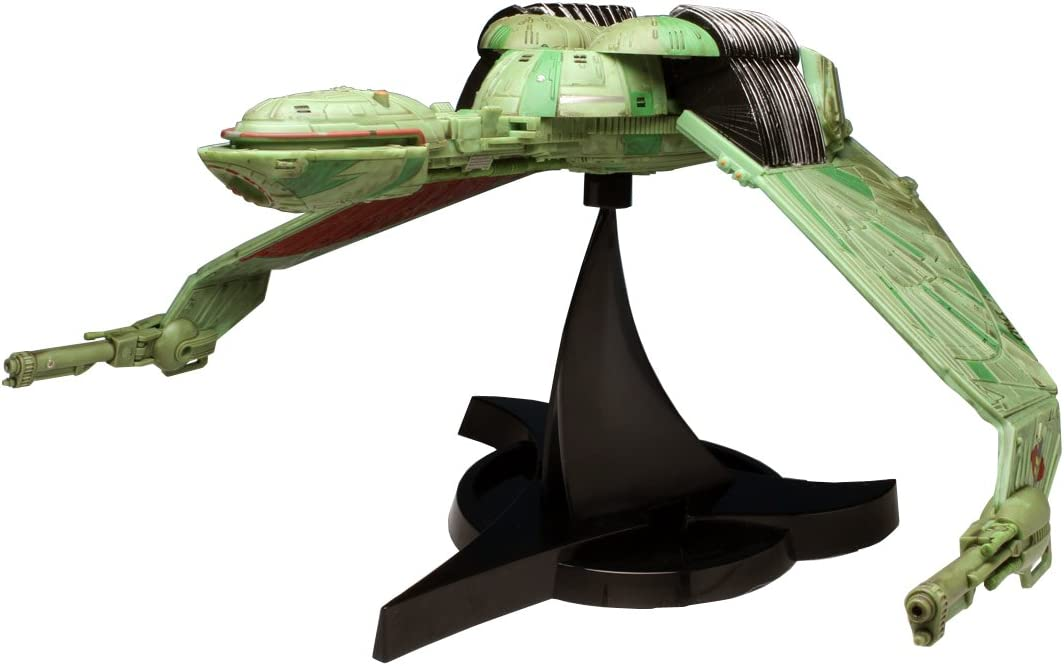 Diamond Select Toys Star Trek: Electronic Klingon Bird of Prey Ship: Diamond Select: Home & Kitchen