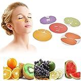 HailiCare Facial Mask Machine for Natural and Organic Face Masks - Smart Face Mask Maker - DIY Fruit Vegetable Masks (24 Counts FDA-certified Collagen Pills)