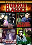 Horror Classics 4-pack (House on Haunted Hill / Little Shop of Horrors / Carnival of Souls / I Bury the Living)