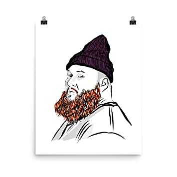 Action Bronson Poster 24 x 36