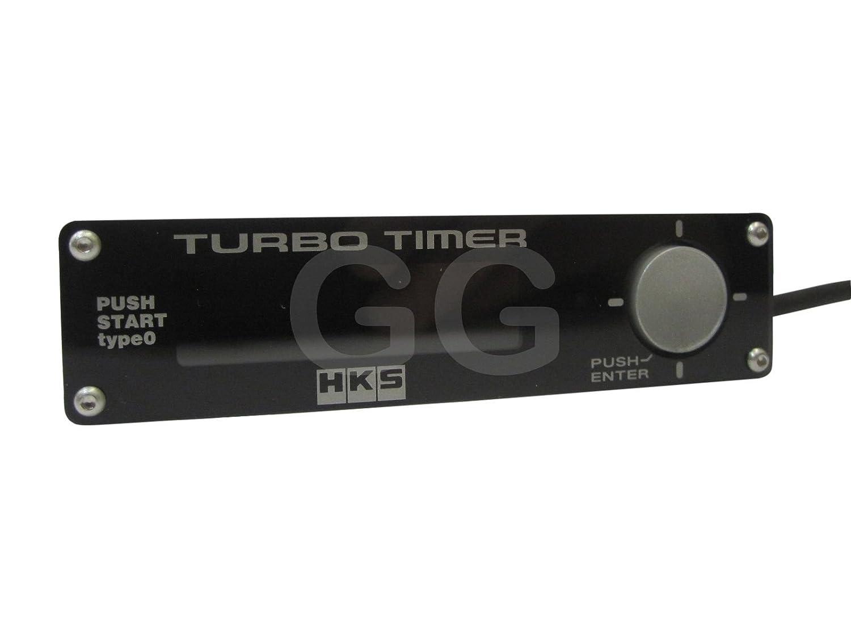 HKS tipo 0 Turbo temporizador encendido Push Start 41001-ak011: Amazon.es: Coche y moto