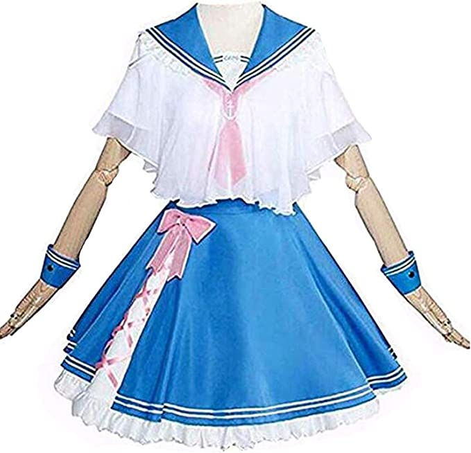 Amazon.com: NSOKing Tsuyu Asui Cosplay My Hero Academy ...