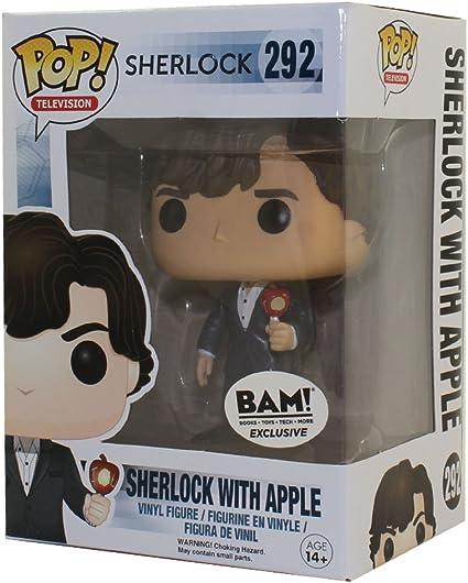Sherlock with Apple Pop FunKo POP # 292 Sherlock Vinyl Figure