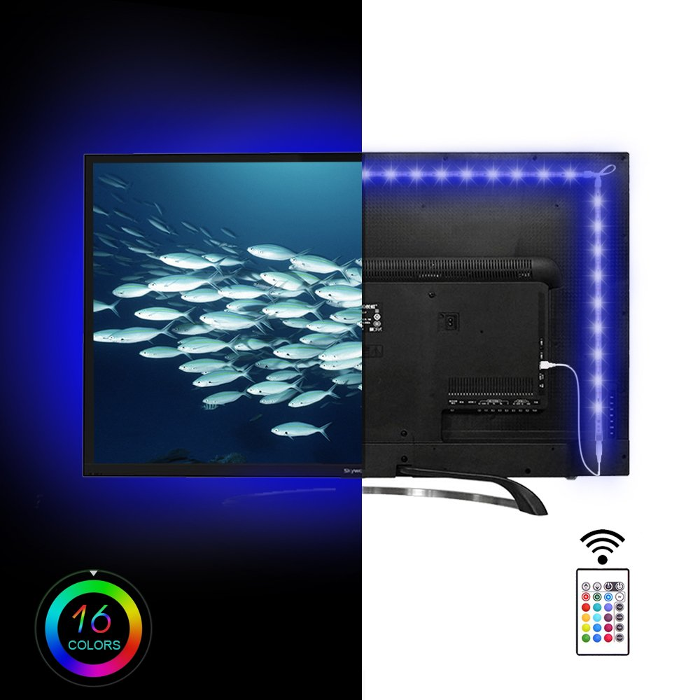 Top 20 Best Usb Led Backlight Rgb Adhesive Strip For Flat