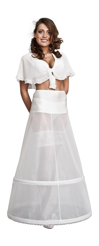 Ladies Fashion Bridal Wedding Prom Petticoat Underskirt Crinoline Undergarment