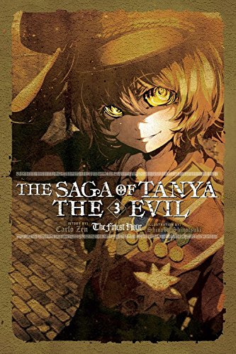The Saga of Tanya the Evil, Vol. 3 (light novel)