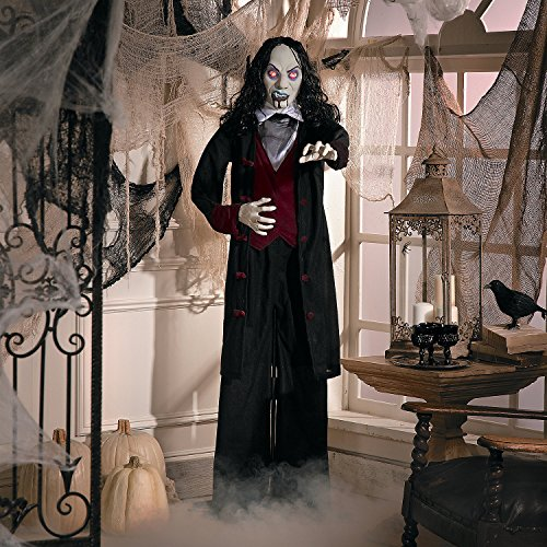 Fun Express - Goth Vampire for Halloween - Home Decor - Decorative Accessories - Home Accents - Halloween - 1 -