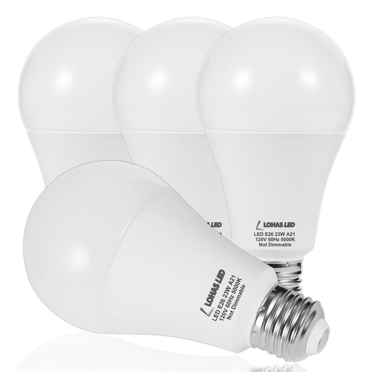 LOHAS Brightest LED Bulb