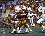 #7: Brian Bosworth Oklahoma Sooners Autographed 8