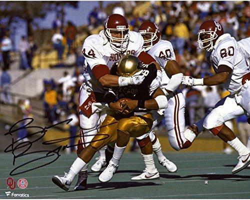 Brian Bosworth Oklahoma Sooners Autographed 8