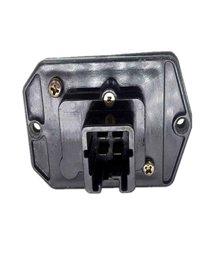 HZYCKJ Blower Motor Resistor Regulator OEM # 077800-0620 0778000620