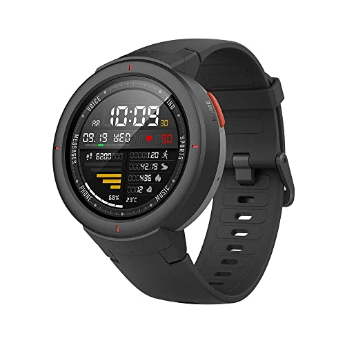 AMAZFIT VERGE WATERPROOF SMARTWATCH review