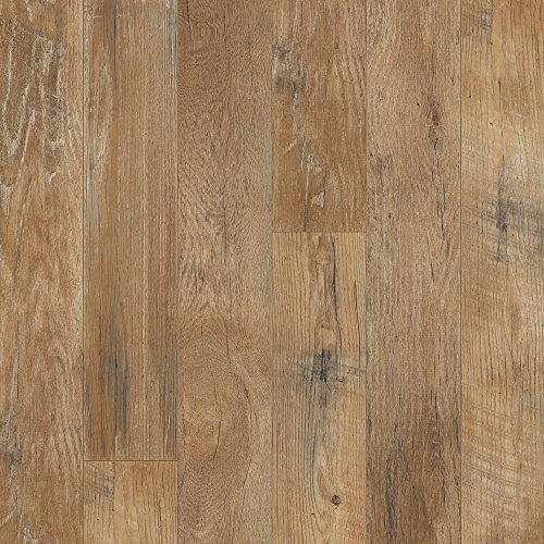 Ash Laminate Flooring (Mannington 22100 (S) Restoration Collection Historic Oak Laminate Flooring, 12Mm, Ash)