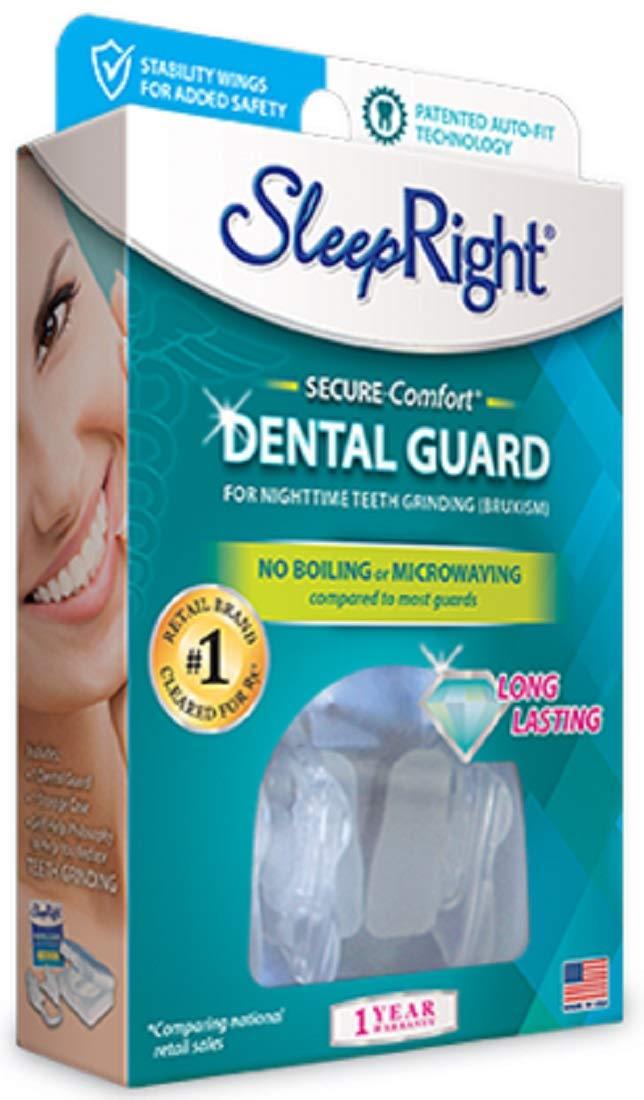 SleepRight Dental Guard Secure Comfort Mint