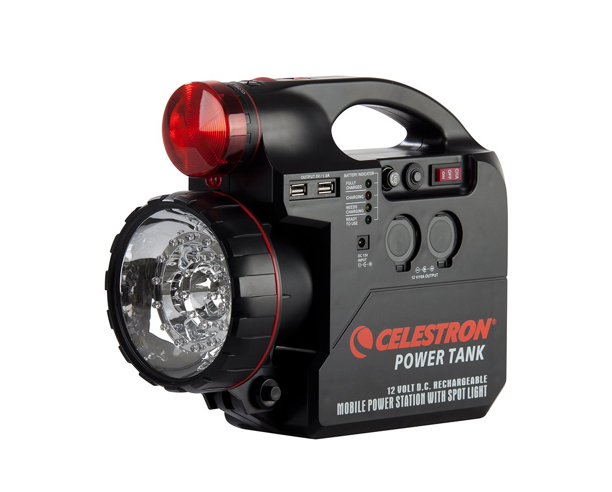 Celestron – PowerTank Telescope Battery – 12V Portable Power Supply For Computerized Telescopes