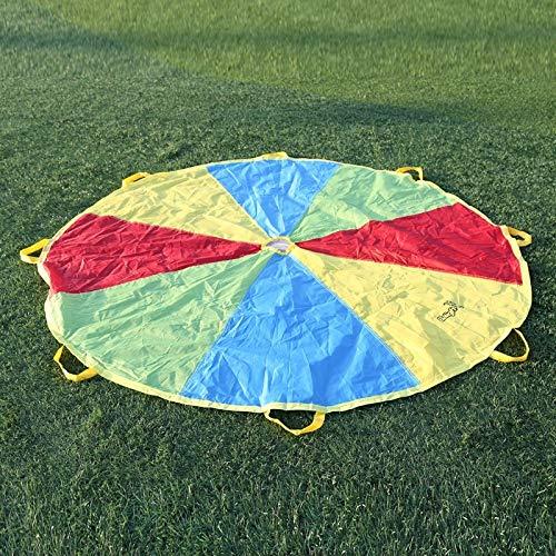 S-Sport-Life - 20x4x15CM Child Sports Development Outdoor Umbrella Parachute Toy Jump-sack Ballute Play Parachute by S-Sport-Life (Image #4)