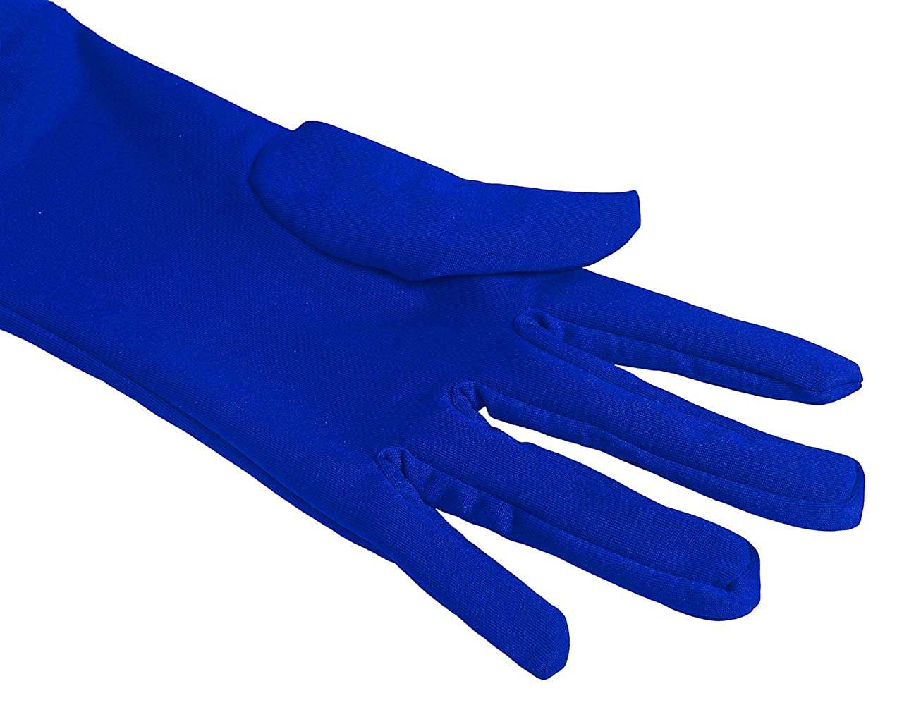 Adult Unisex 22 Length Lycra Spandex Long Gloves Full Finger