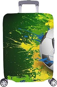 Solo Cubrir) Funda de Trolley para fútbol, balón de fútbol ...