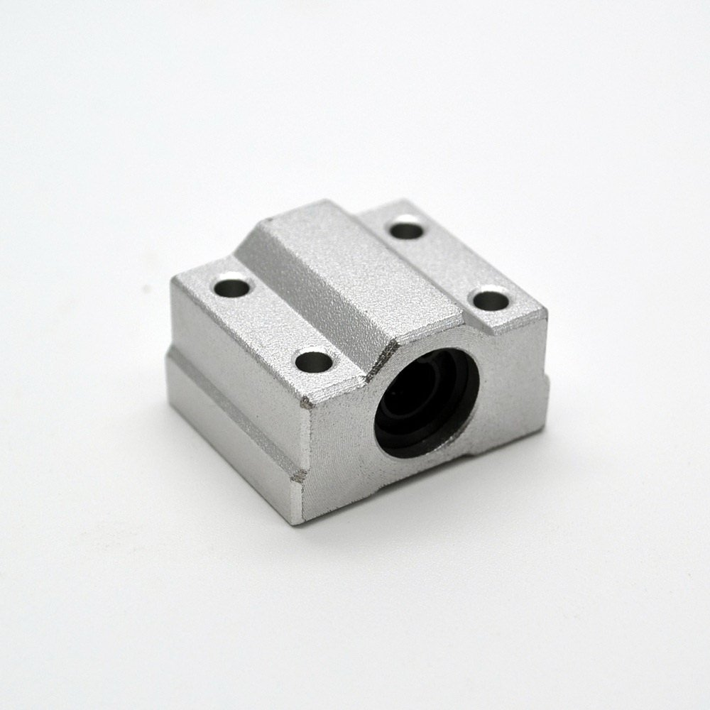 4x SC8UU SCS8UU 8mm Linear Ball Bearing Linear Motion Bearing Slide For CNC