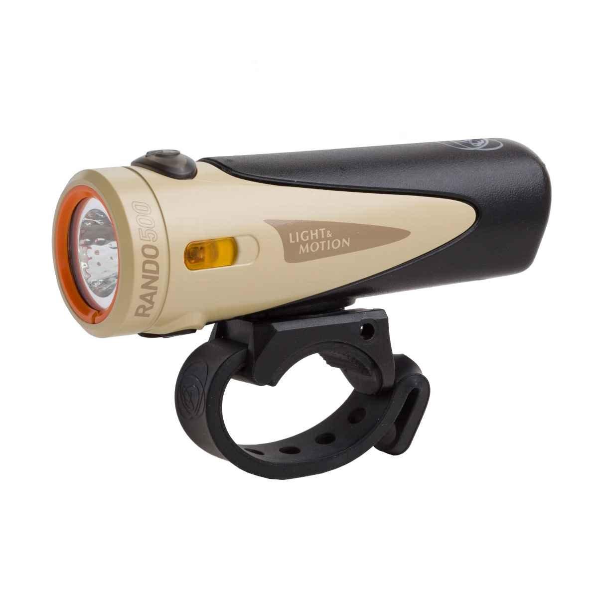 ライトアンドモーションRando 500ライト - タン/ブラック - 856-0689-A   B07F19LZ9Z