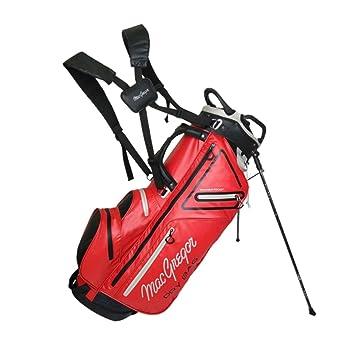 MACGREGOR Macbag130 - Bolsa de Golf para Hombre, Color Rojo ...