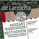 Alicia De Larrocha Toca Mozart Y Beethoven
