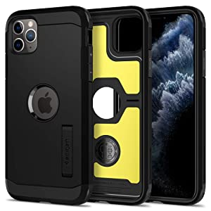 Spigen Tough Armor Designed for Apple iPhone 11 Pro Max Case (2019) - XP Black