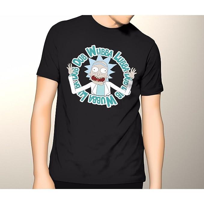 Camiseta Wubba lubba dub dub