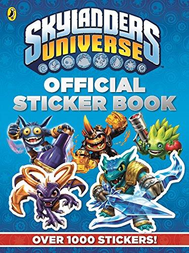Skylanders: Official Sticker Book -