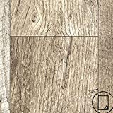 Wilsonart 48 in. x 96 in. Laminate Sheet in Rediscovered Oak Planked with Virtual Design SoftGrain Finish