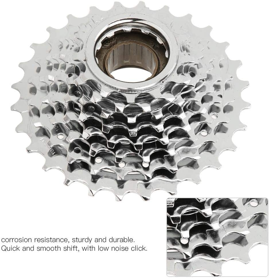 13-28T for Mountain Bicycle Flywheel Bike Accessory Kee nso 8 Speed Multiple Freewheel