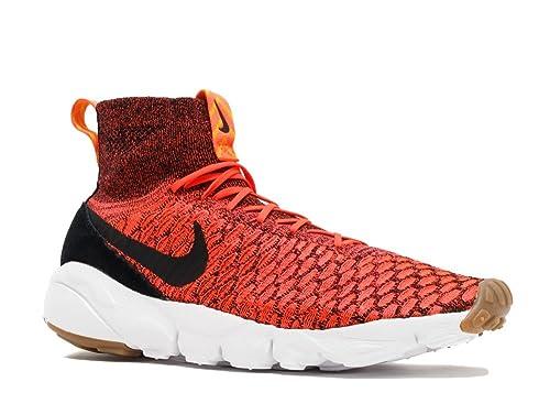 the best attitude b91b4 690c6 Nike Air Footscape Magista Flyknit, Zapatillas de Deporte para Hombre   Amazon.es  Zapatos y complementos