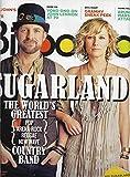 Billboard Magazine - October 9, 2010 - Sugarland ('The Incredible Machine') l Elton John & Leon Russell l Tribute to John Lennon