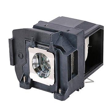Loutoc V13H010L85 Lámpara Proyector para Epson ELPLP85 PowerLite Home Cinema 3500 3100 3000 3600e 3700 3900