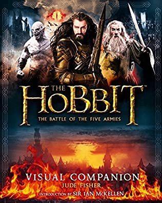 book cover of The Hobbit: The Battle of the Five Armies