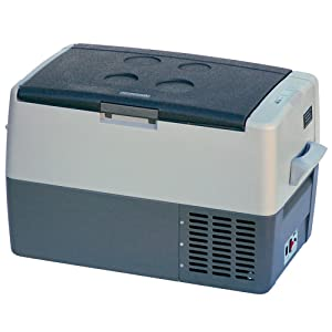 Norcold Portable Refrigerator/Freezer - 64 Can Capacity - 12VDC