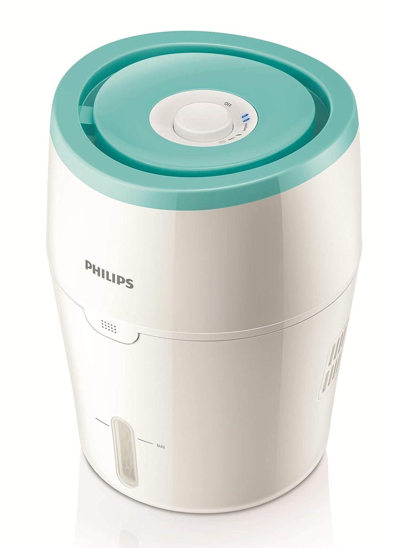 Philips Luftbefeuchter HU4801//01 Raumluftbefeuchter Verdunstung leise Baby