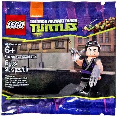 Amazon.com: LEGO teenage mutant ninja turtles (5002127 ...