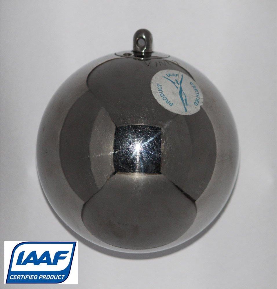 Martillo de alta prestación en acero inoxidable - 4,00 kg - Silver Queen
