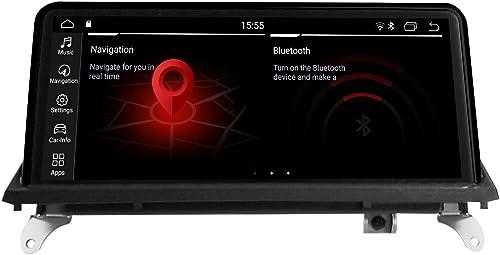Koason E70 E71 2007-2010 10.25 Screen Monitor Android 9.0 Autoradio Video Media Player GPS Navigation CarPlay for BMW X5 X6 X5M X6M Multimedia Headunit CCC