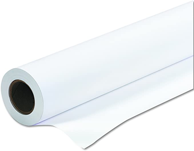 1 Roll 2 Pack Pacon Easel Roll 4765 White 24-Inch x 200-Feet