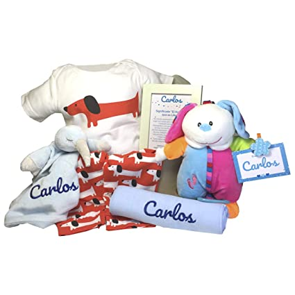 MabyBox My Puppy | Regalo Bebe Recien nacido | Set regalos bebe ...