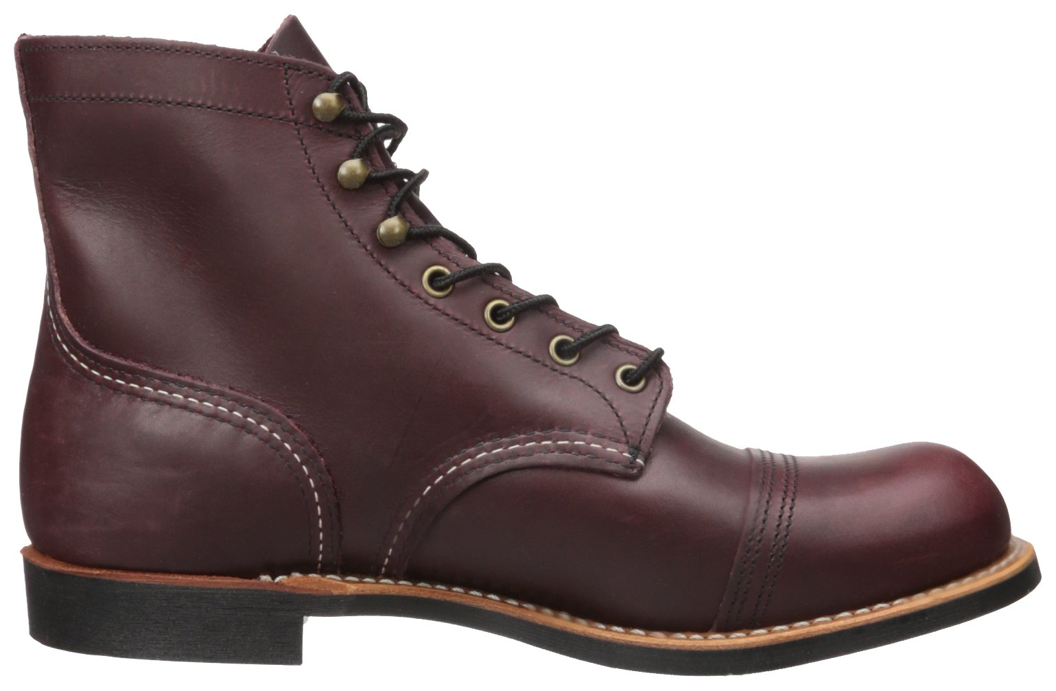 Red Wing Heritage Iron Ranger 6-Inch Boot, Oxblood Mesa, 8.5 D(M) US by Red Wing (Image #7)