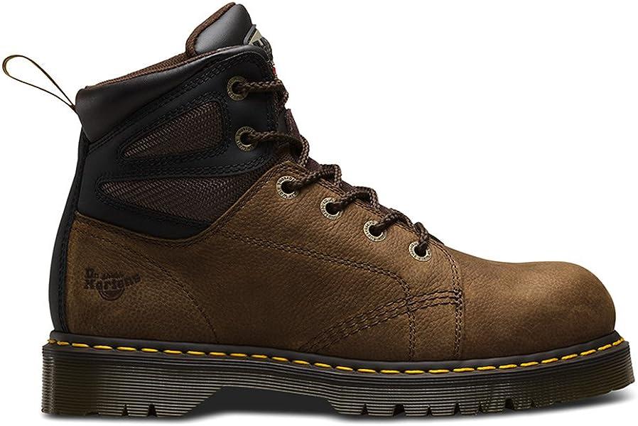 2f4332e10e9 Unisex Fairleigh Steel Toe 6-Eye Boot