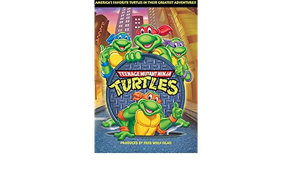 Teenage Mutant Ninja Turtles: Season 1 Reino Unido DVD ...