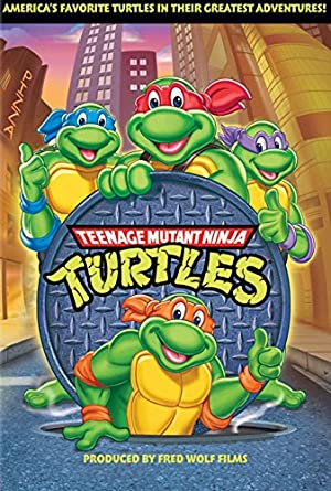 Amazon.com: Teenage Mutant Ninja Turtles: Season 1 Ver 2 ...