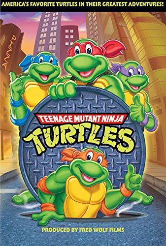 Ninja Turtle Movie (Teenage Mutant Ninja Turtles: Season 1 Ver 2)