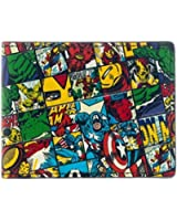 Bioworld Marvel All Over Print Bi-Fold Wallet (Marvel)