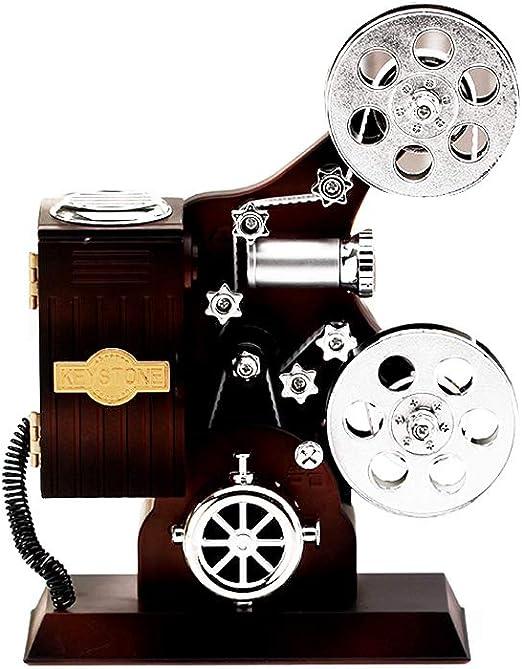 KEYkey Creativas proyectores Caja de música Inicio DecorationFilm ...